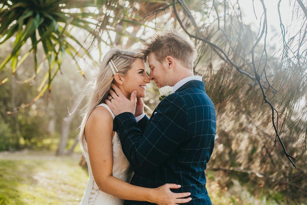 Ebony and Alex Elopements Noosa Kind Words Sunshine Coast Elopements Weddings