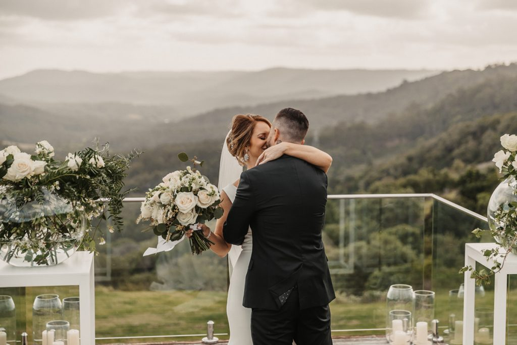 Madeline and Chris Elopements Noosa Kind Words Sunshine Coast Elopements Weddings