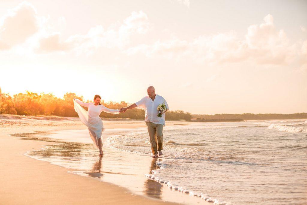 Maria and Andy Elopements Noosa Kind Words Sunshine Coast Elopements Weddings