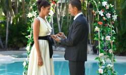 Noosa Poolside Wedding Ceremony